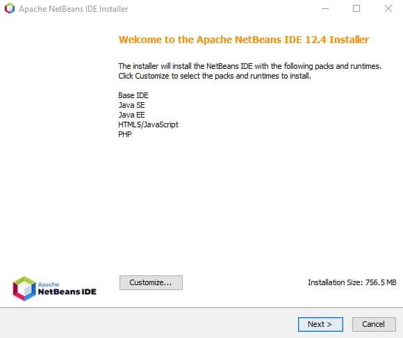 awal install netbeans - fandi.web.id