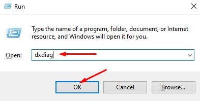 dxdiag windows - fandi.web.id
