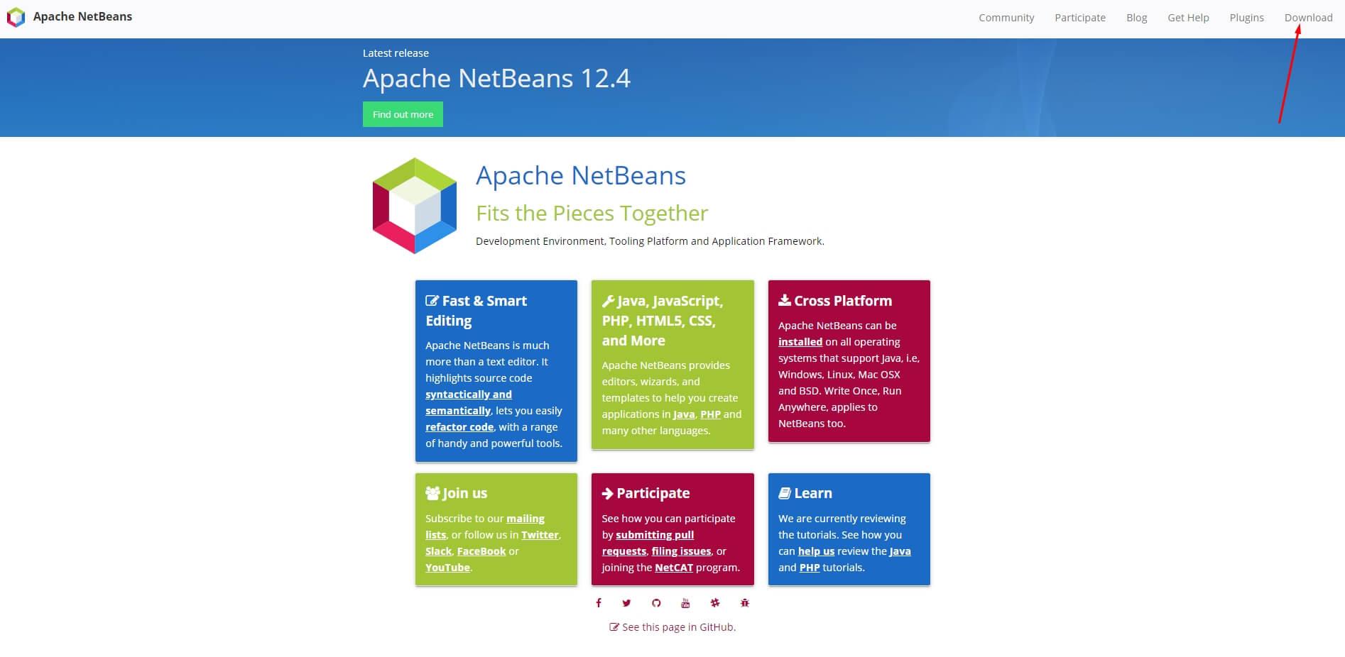 menu download netbeans - fandi.web.id
